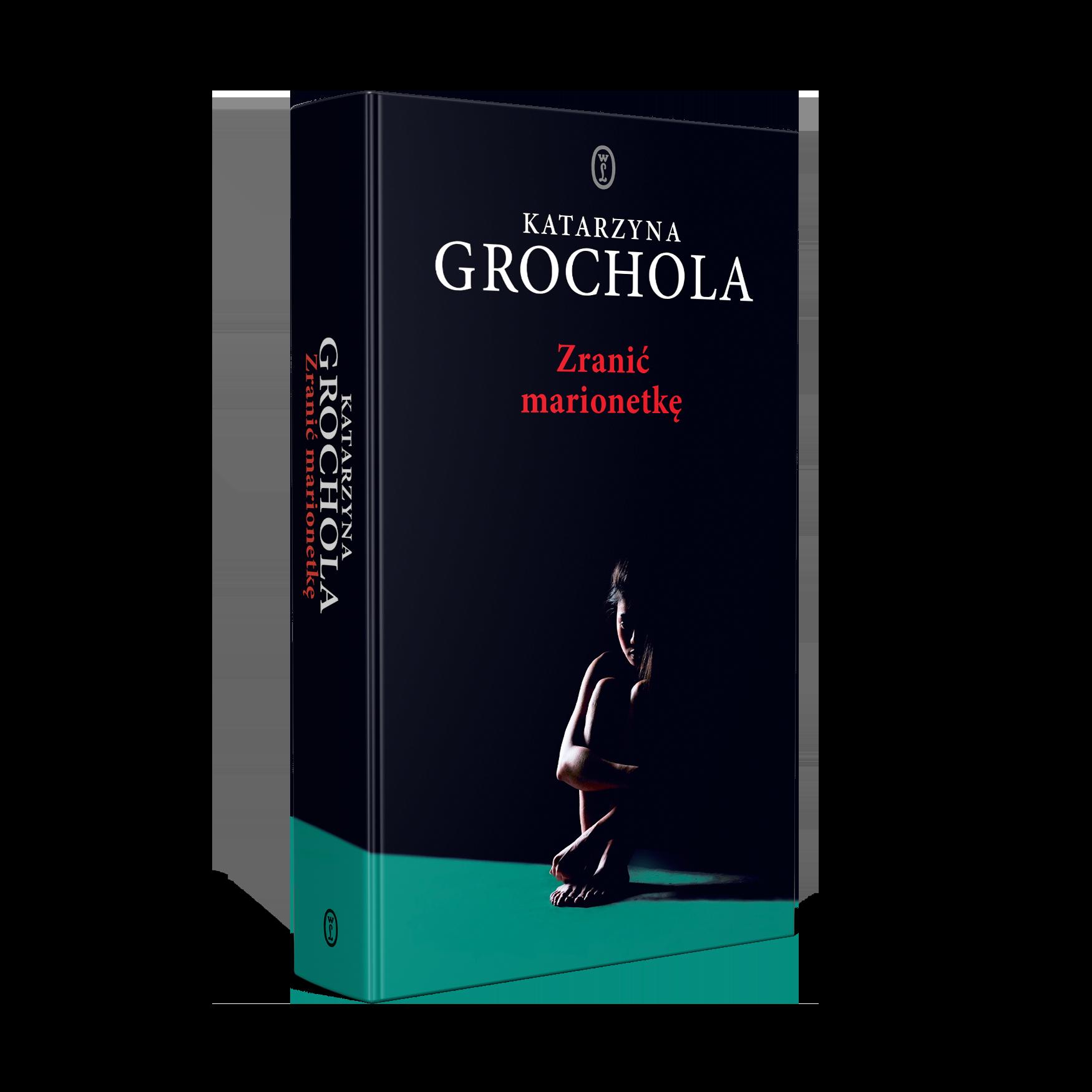 Grochola najnowsza książka 2019